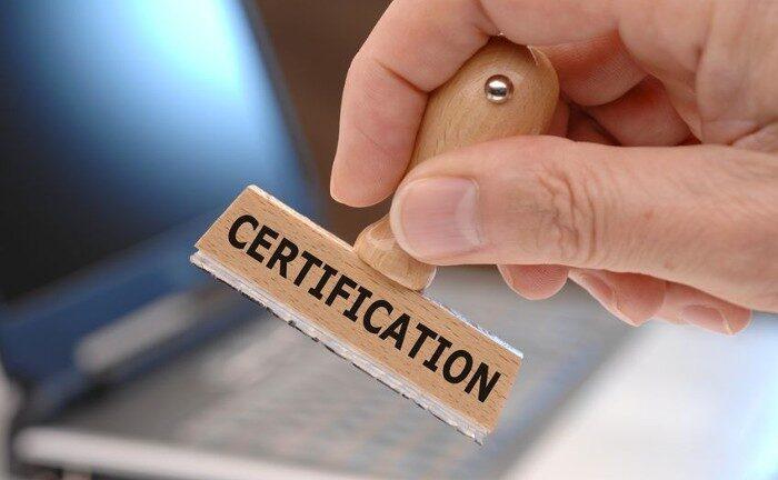 certificat de conformitate agreere RAR
