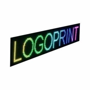panouri led RGB